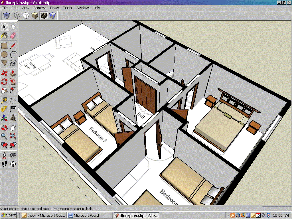 Can You Draw House Plans With Sketchup - Image of Local Worship